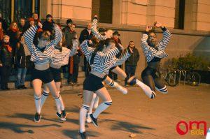 Coro y Baile solidario