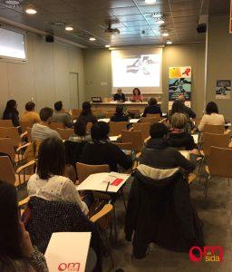 Presentación I Jornada Sensibilización Laboral y VIH en Aragón