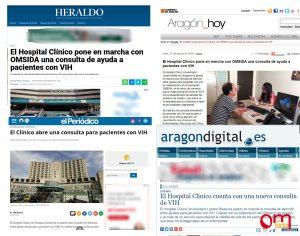 Portadas de los periódicos con la noticia