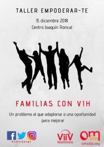 Taller Empoderar-Te Familias con VIH