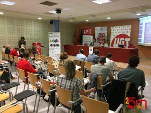 Jornada UGT; VIH: Derechos y Discriminación en el Ámbito Laboral