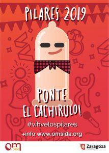 Cartel Pilares 2019