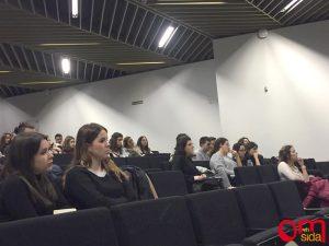 Coloquio Curso Formación VIH Universidad San Jorge