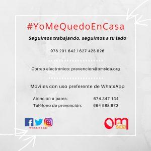 Contacta con OMSIDA