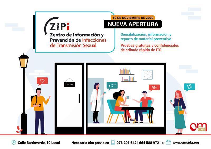Apertura Centro Zipi