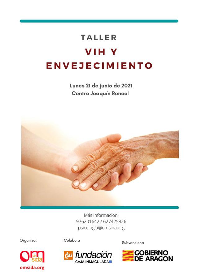 Taller VIH y Envejecimiento