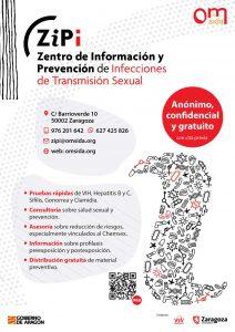 Cartel Centro Zipi 2021